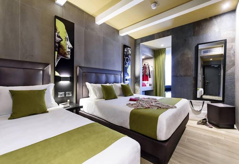 Just Hotel Milano, Milano, Værelse til 3 personer, Værelse