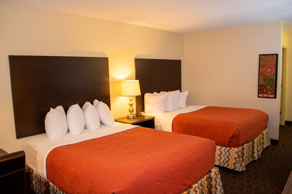 Value Double Queen Room - 客房