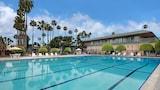 Hotell med gym i Anaheim