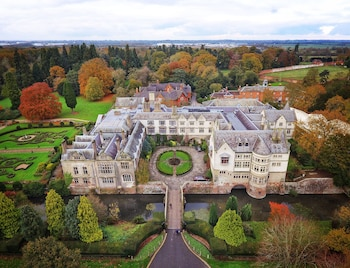 Coventry bölgesindeki Coombe Abbey Hotel resmi
