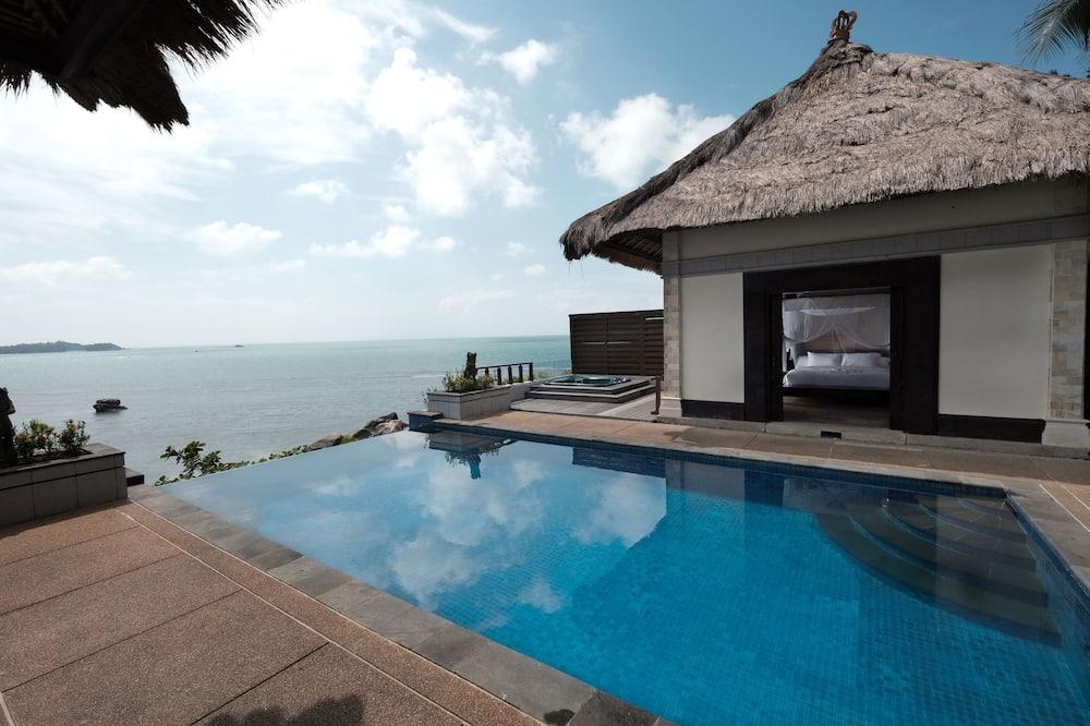 Villa, 2 camere da letto, accesso alla piscina - Vista dalla camera