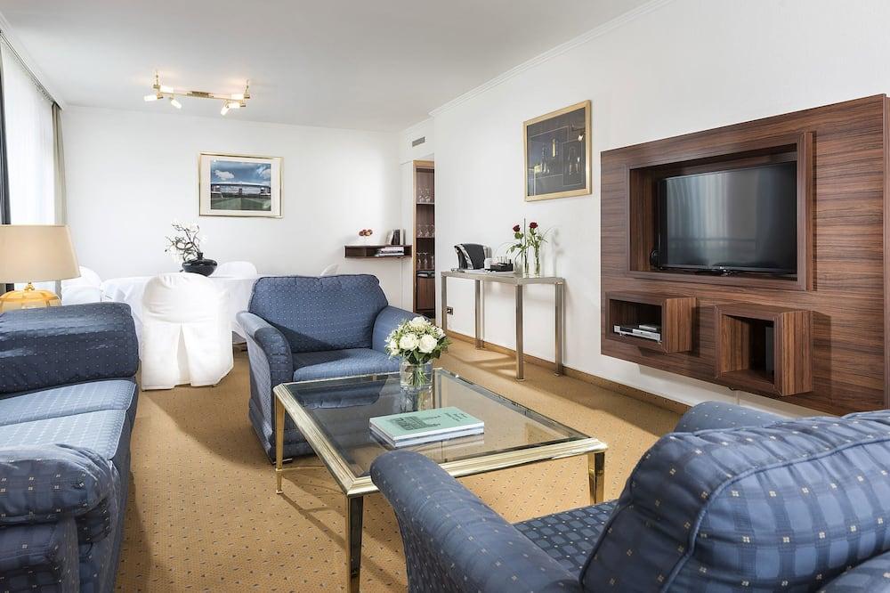 套房 (Bellevue) - 客廳