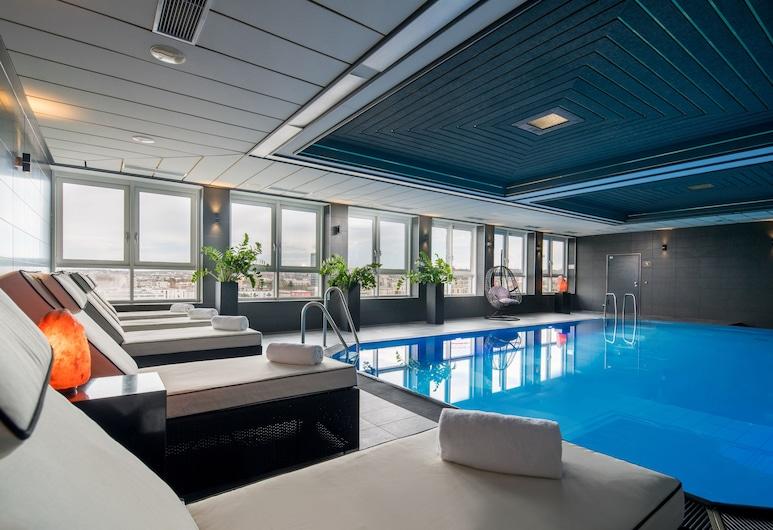 Best Western Plus Plaza Hotel Darmstadt, Darmstadt, Indendørs pool
