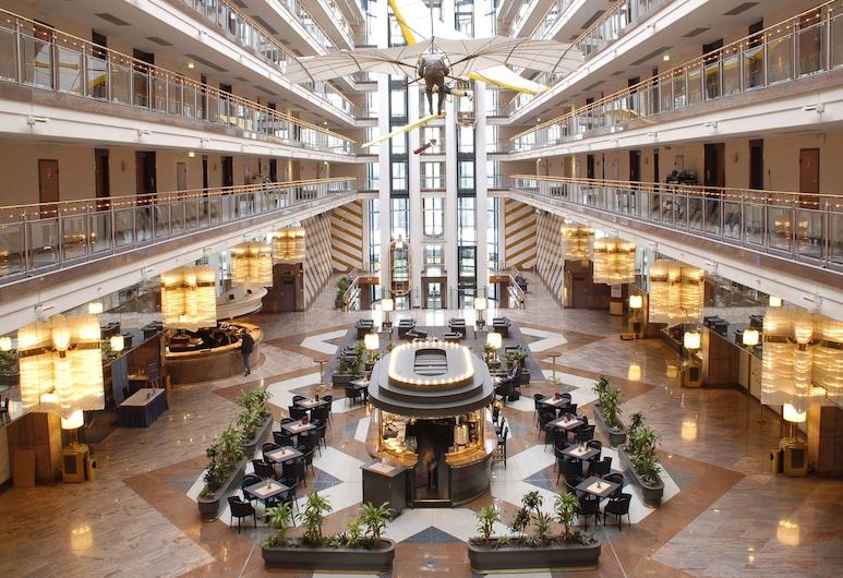 Maritim Airport Hotel Hannover, Langenhagen, Lobby