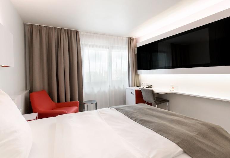 DORMERO Hotel Hannover, Hannóver, Comfort-herbergi fyrir tvo, Herbergi