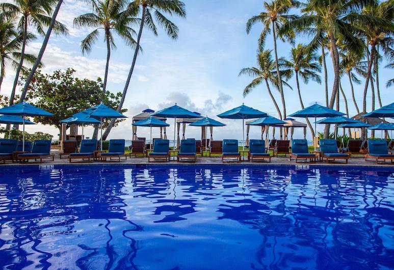 The Kahala Hotel & Resort, Honolulu, Pool