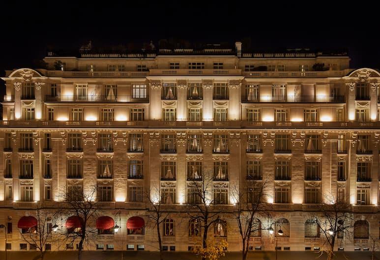 Hotel Raphael, Paříž, Exteriér