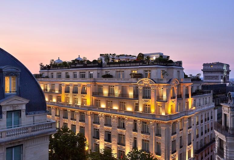 호텔 라파엘, 파리