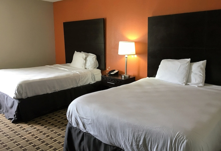 Haven Inn & Suites, דולות', חדר דה-לוקס זוגי, חדר אורחים