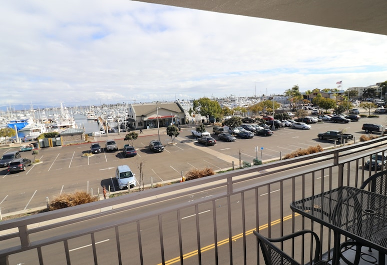 Ramada by Wyndham San Diego Airport, San Diego, Room, 1 King Bed, Non Smoking (Harbor View), Balcony View