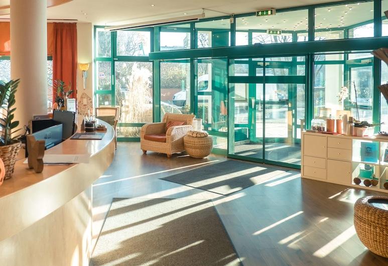 Hotel Ambiente Langenhagen Hannover by Tulip Inn, Langenhagen, Fuajee