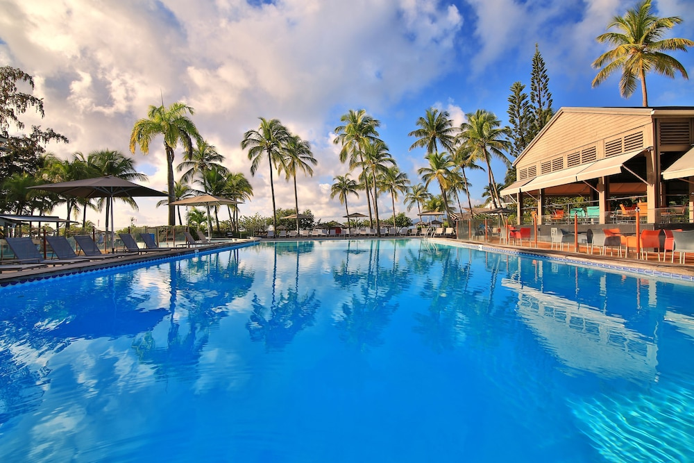 La creole beach h tel spa le gosier for Hotels guadeloupe