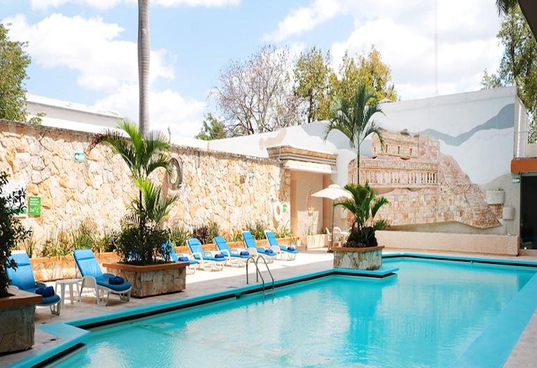 Mision Merida, Mérida, Εξωτερική πισίνα