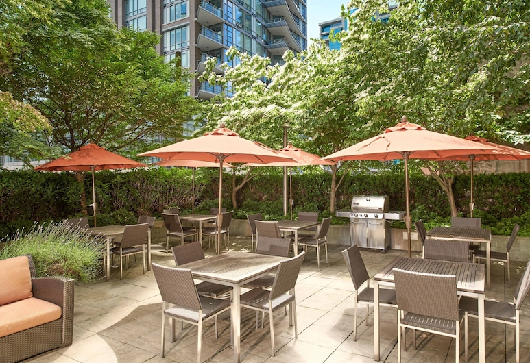 Residence Inn by Marriott Vancouver Downtown, Vancouver, Eksterijer