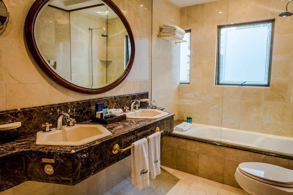 Suite Grand - Kamar mandi