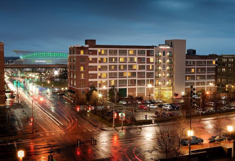 Courtyard by Marriott Omaha Downtown, Omaha, Kilátás a városra