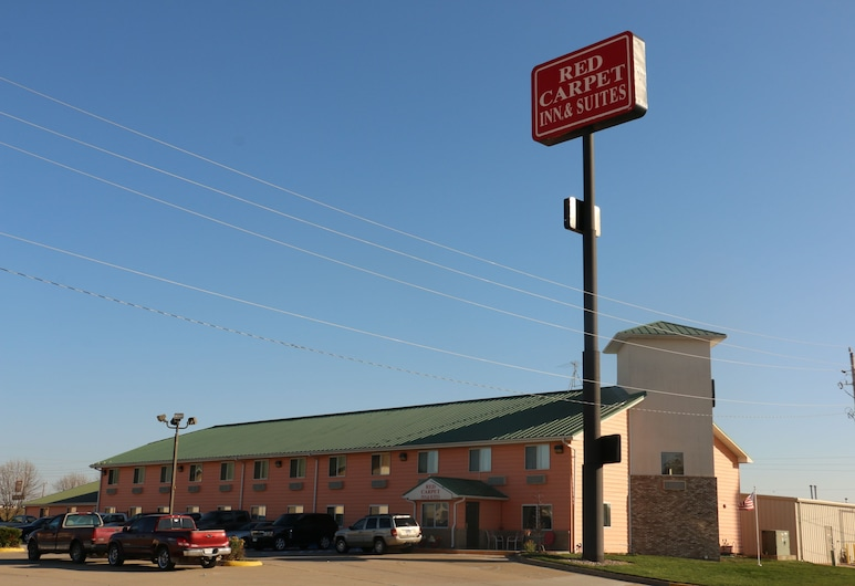 Red Carpet Inn & Suites, North Sioux City