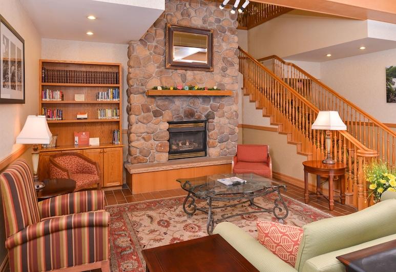 Country Inn & Suites by Radisson, Bountiful, UT, Bountiful, Siddeområde i lobby