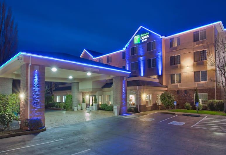 Holiday Inn Express Hotel & Suites Portland-Jantzen Beach, Portland, Välisilme