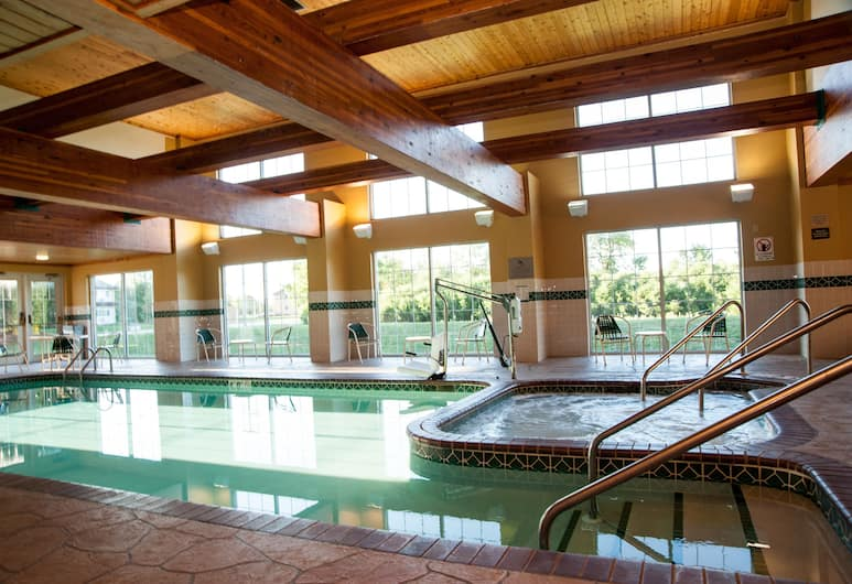 Country Inn & Suites by Radisson, Milwaukee Airport, WI, Milwaukee, Indoor Pool