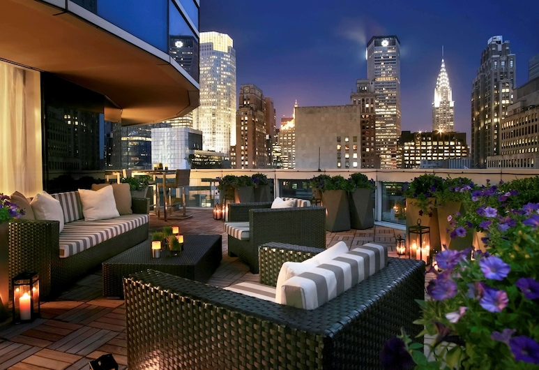 Hotel Sofitel New York, New York, Suite, 1 Bedroom, Terrace (Prestige Skyscraper), Guest Room