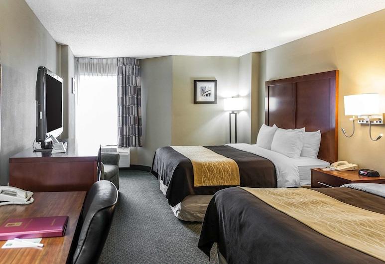 Comfort Inn Pentagon, Arlington, Standardzimmer, 2Queen-Betten, Nichtraucher, Zimmer