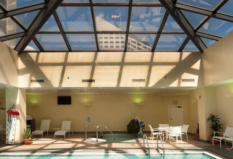 Hilton Indianapolis Hotel & Suites, Indianapolis, Piscina coperta