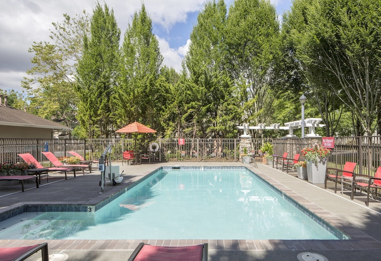 TownePlace Suites by Marriott Portland Hillsboro, Hillsboro, Basen odkryty