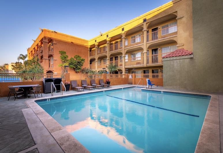 Hotel Solaire Los Angeles, Los Angeles, Outdoor Pool