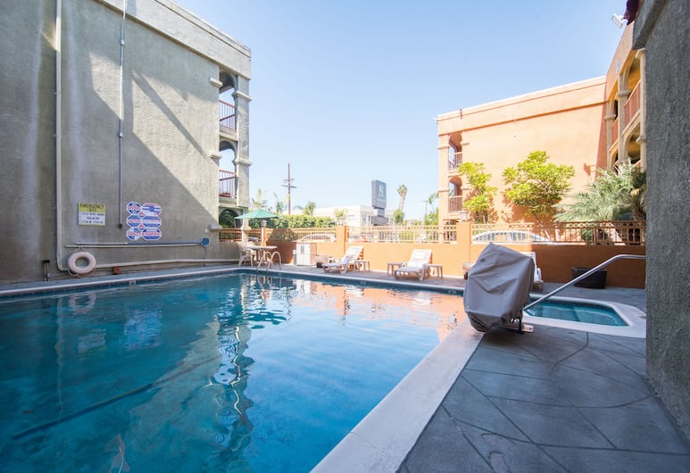 Hotel Solaire Los Angeles, Los Angeles, Buitenzwembad