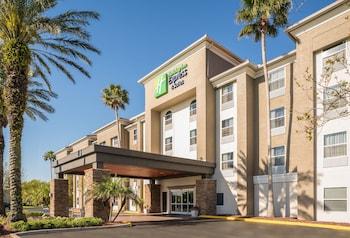 Selline näeb välja Holiday Inn Express Orlando International Airport, Orlando