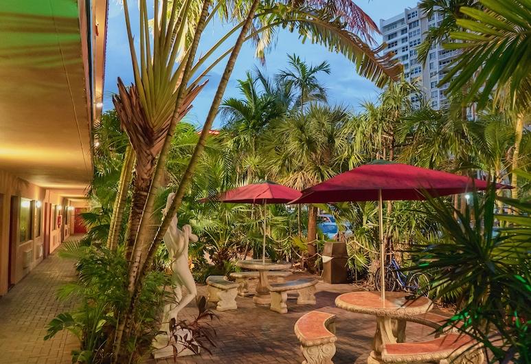 Ft. Lauderdale Beach Resort Hotel & Suites, Fort Lauderale, Terasa