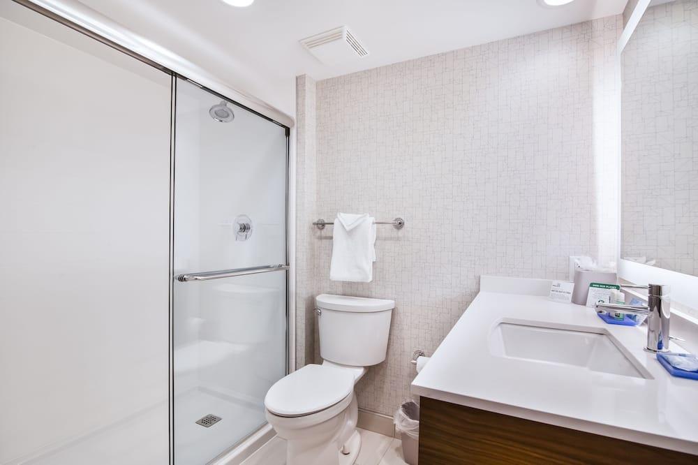 Suite Premium, 1 cama king-size, Não-fumadores - Casa de banho