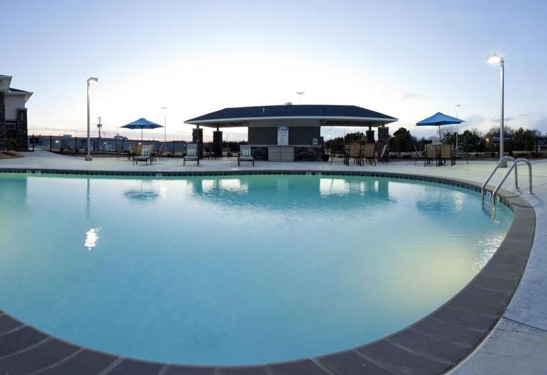 Holiday Inn Express Monticello, Monticello, Vanjski bazen