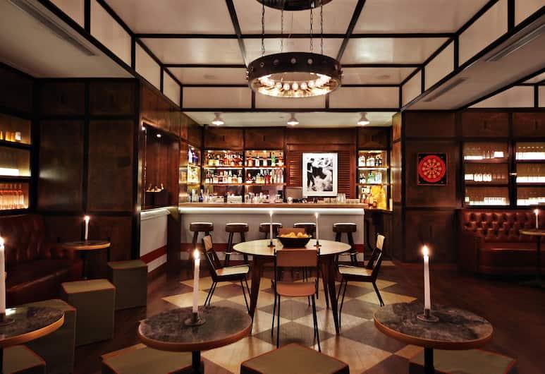 Gild Hall, A Thompson Hotel, New York, Hotelski bar