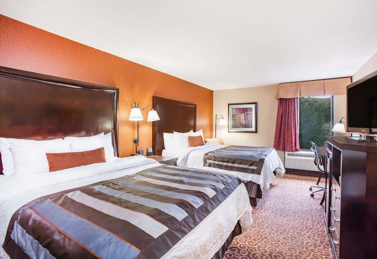 Wingate by Wyndham North Little Rock, North Little Rock, Room, 2 Double Beds, Non Smoking, Guest Room