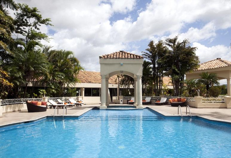 Clarion Hotel Real Tegucigalpa, Tegucigalpa, Terrace/Patio