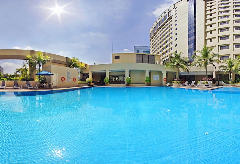 Concorde Hotel Shah Alam, Shah Alam, Vonkajší bazén