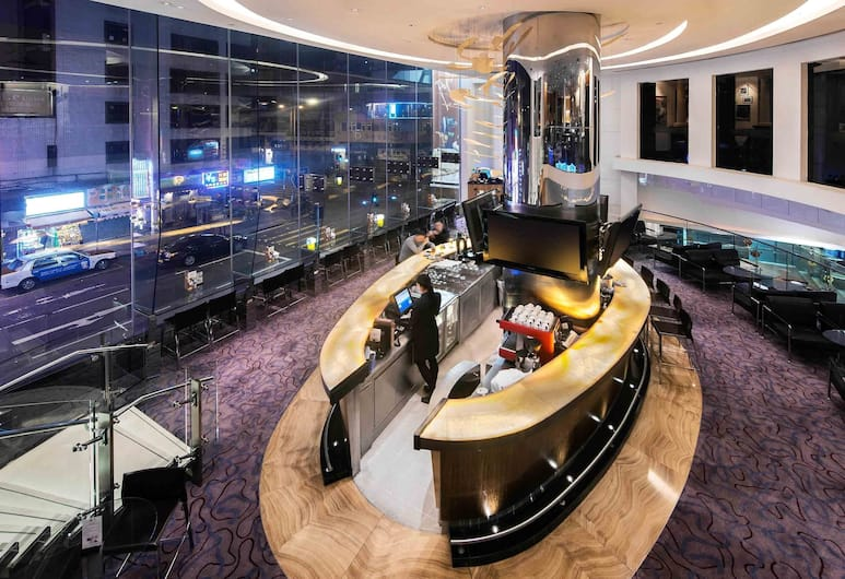 Novotel Century Hong Kong, Hongkong, Hotellbar