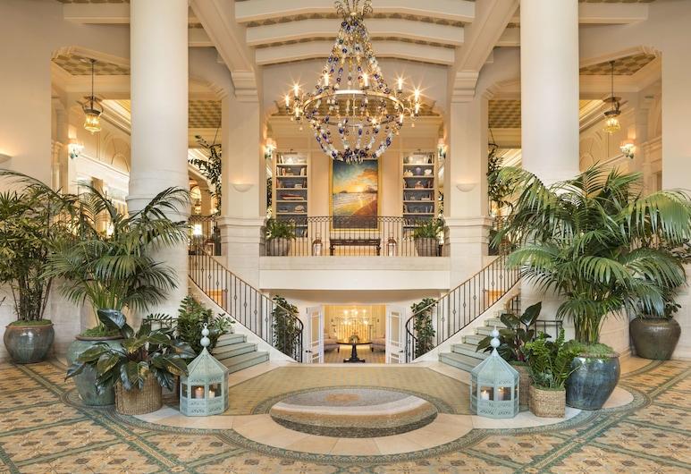 Casa Del Mar, Santa Monica, Lobby