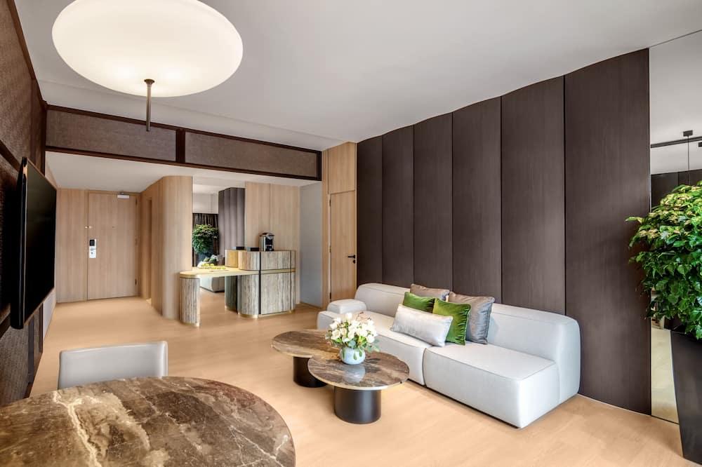 Urban Suite - Living Area