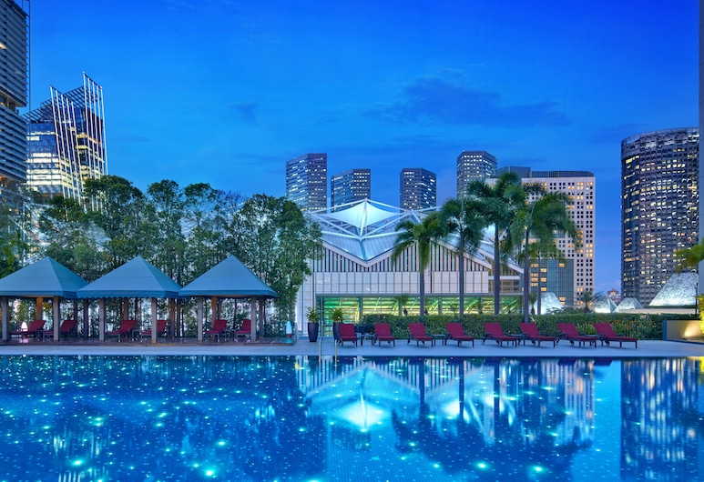 PARKROYAL COLLECTION Marina Bay, Singapore, Singapore, Outdoor Pool