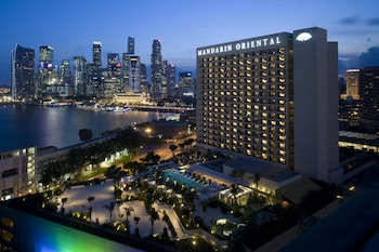Picture of Mandarin Oriental, Singapore in Singapore