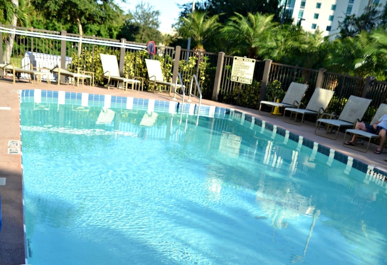 The Floridian Hotel and Suites, Orlando, Buitenzwembad