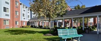Mynd af Microtel Inn & Suites by Wyndham Philadelphia Airport í Philadelphia