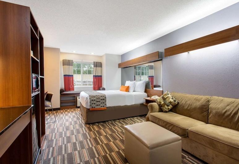 Microtel Inn & Suites by Wyndham Philadelphia Airport, Philadelphia, Suite, 1 queensize-seng, ikke-røyk, Gjesterom