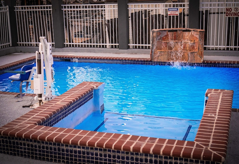 Windwater Inn and Suites, Corpus Christi, Buitenzwembad
