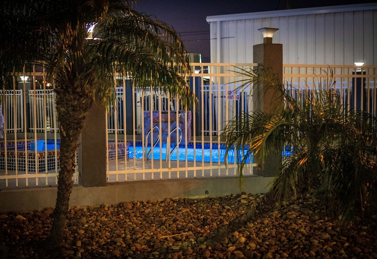 Windwater Inn and Suites, Corpus Christi, BBQ/Picknickplaats