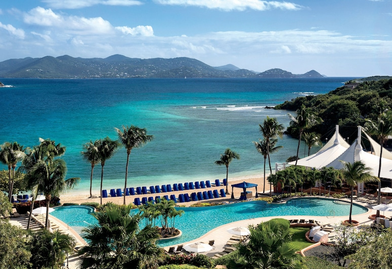 The Ritz-Carlton, St. Thomas, St. Thomas, מתקני הנכס
