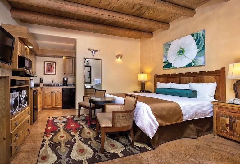 WorldMark Santa Fe, Santa Fé, Studiosuite, 1 Schlafzimmer, Nichtraucher, Kochnische, Zimmer